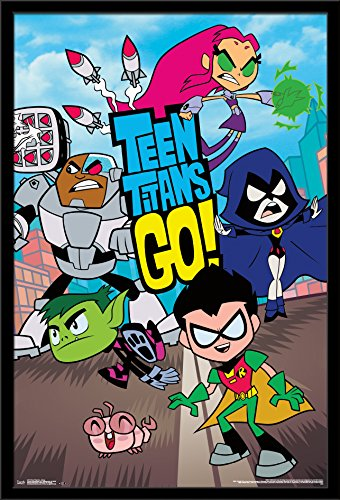 Trends International Wall Poster Teen Titans Go Group
