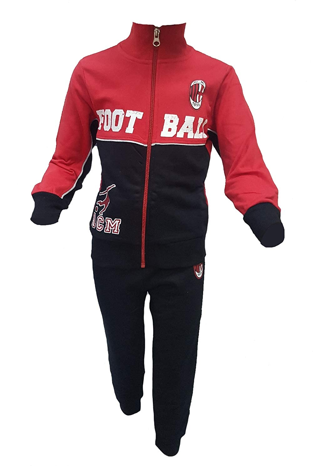 Tuta Bimbo Milan Calcio Abbigliamento AC Milan PS 27889 Arnetta