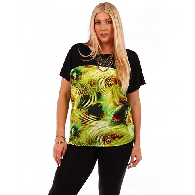 2e35d3c16b9 Temptation Clothing Plus Size Short Sleeve Blouse Top Shirt Size 3X 4X 5X 6X  (3x