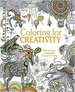 amazoncom coloring for creativity 9781474817936 parragon books ltd books