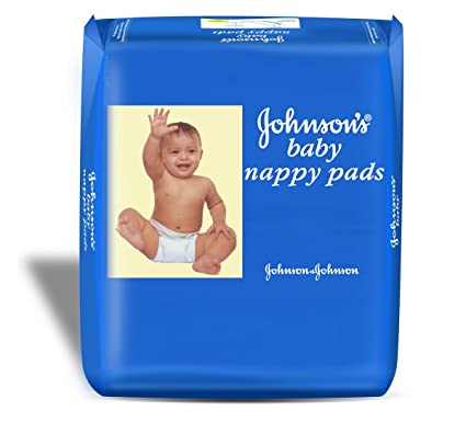 5e3ee8360e0 Buy Johnson s Baby Nappy Pads (20 pads) Online at Low Prices in ...
