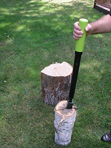 Timber Tuff TMW-11 Manual Log Splitter, Green
