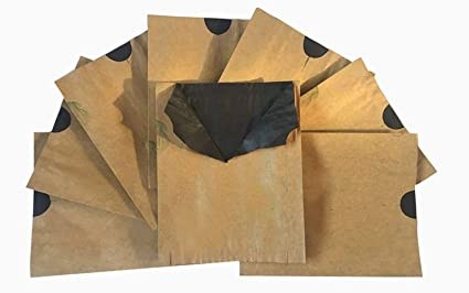 Amazon.com: NEFTF - 100 bolsas de papel para proteger frutas ...