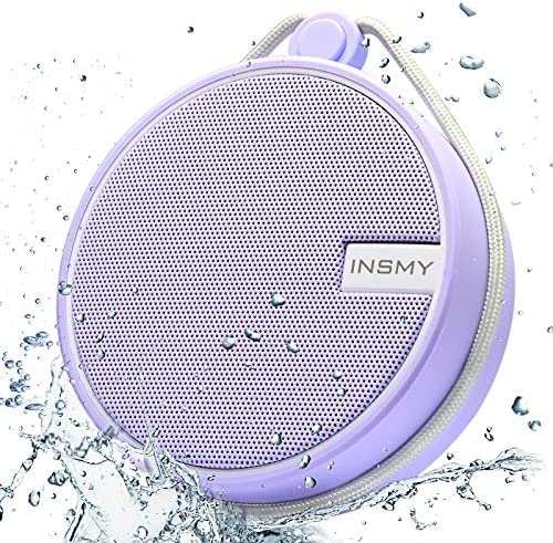 INSMY Portable Waterproof Bluetooth Wireless product image