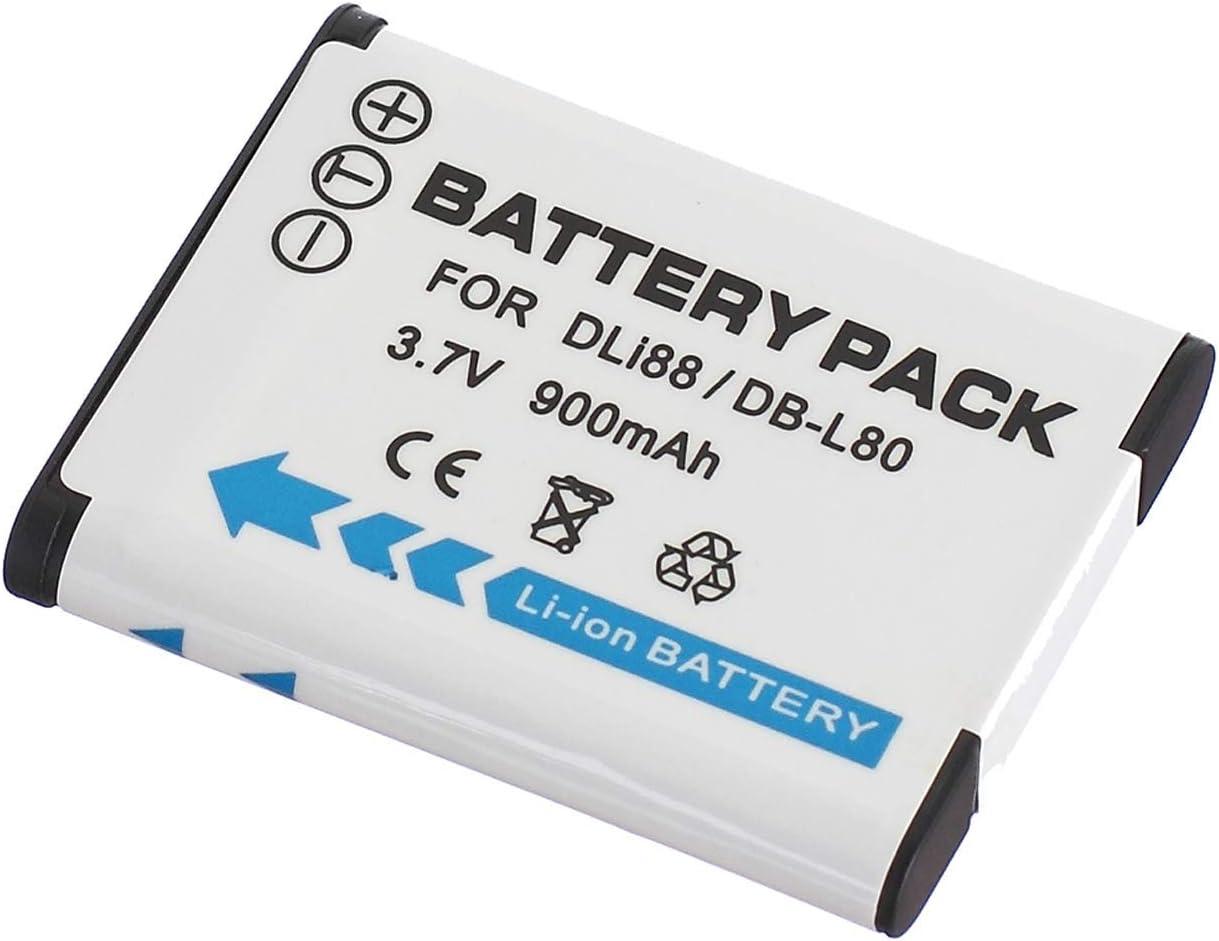 HX-WA10 Camcorder HM-TA20 Battery Pack for Panasonic HM-TA2