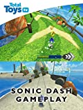 Sonic Dash App Gameplay and Commentary