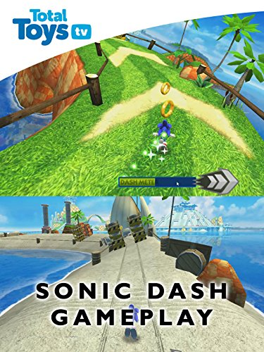 sonic-dash-app-gameplay-and-commentary