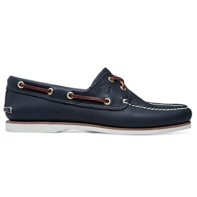 Timberland 2-Eye Boat Shoe (Wide Fit) 742bcdee834