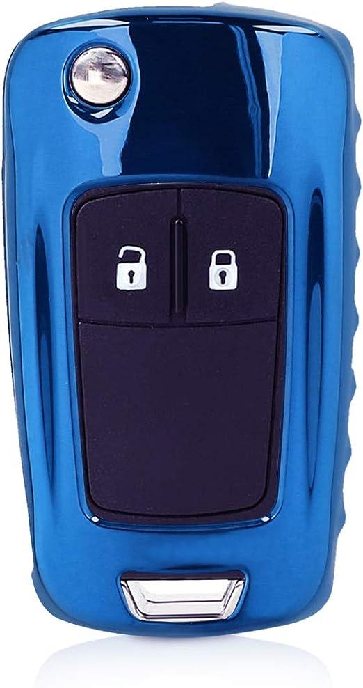 Kwmobile Autoschlüssel Hülle Kompatibel Mit Opel Elektronik
