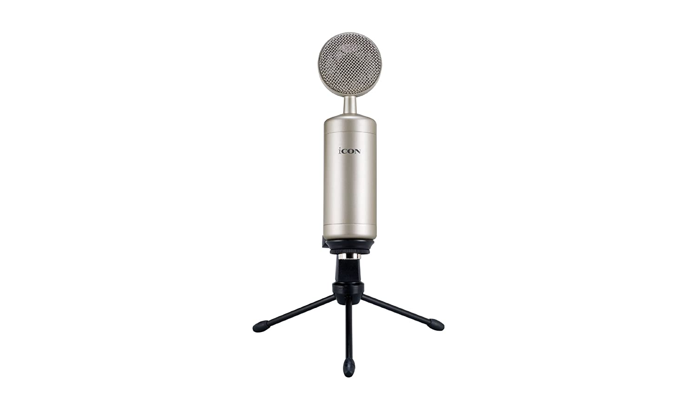 Icon U1 Großmembran USB Mikrofon 209208