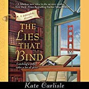 The Lies That Bind: A Bibliophile Mystery | Kate Carlisle