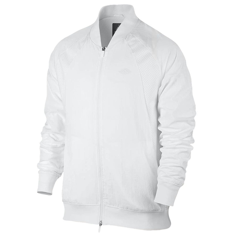 San Francisco bfdb6 63ebb Veste Jordan Wings Muscle Jacket white