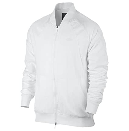 a2a01a7e7c20f9 Image Unavailable. Image not available for. Color  Veste Jordan Wings  Muscle Jacket white