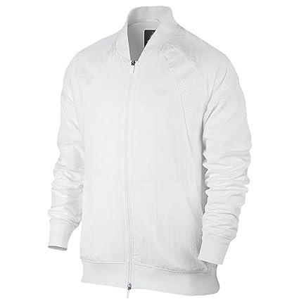 a5f6b7e9d7510e Image Unavailable. Image not available for. Color  Veste Jordan Wings  Muscle Jacket white