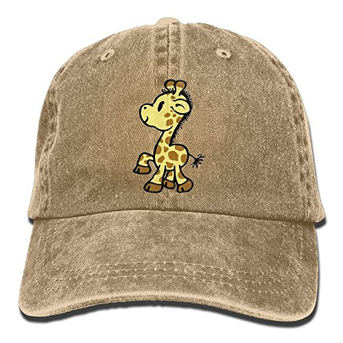 QQQWZH-A Baby Giraffe Running Jean (Running Giraffe)