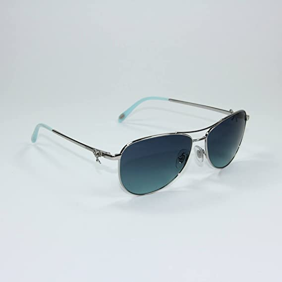 f4b35b0385 Tiffany Sunglasses TF3044 100% Authentic Limited Edition Women 60014s 58mm   Amazon.ca  Clothing   Accessories