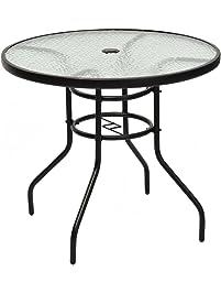 Amazon Com Dining Tables Patio Lawn Amp Garden