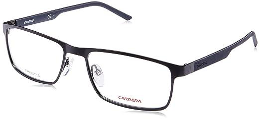 Amazon.com: Carrera 8815 Eyeglass Frames CA8815-0PMY-5517 - Matte ...