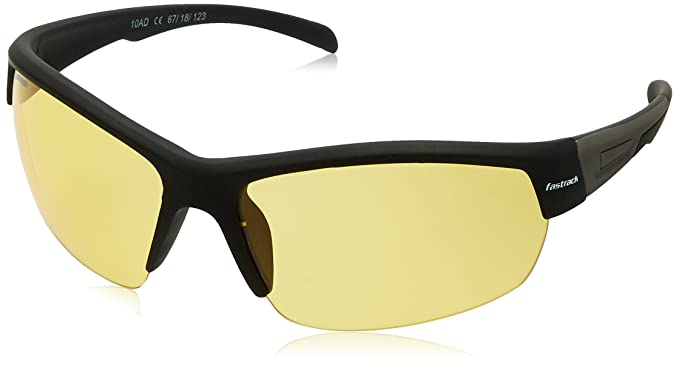 7ee5353623a7 Fastrack UV Protected Sport Men s Sunglasses - (P355OR3
