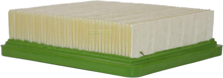 Luftfilter f/ür Fuxtec FX-RM 1855 1860 2055 2060 2060PRO 2060S 20SA60 Rasenm/äher