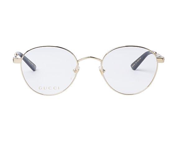 7ecc63d165 Lunettes de vue Gucci GG 001: Amazon.fr: Vêtements et accessoires