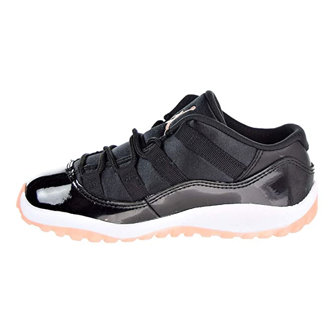 the best attitude 7431b 0df1d Amazon.com   Jordan Retro 11 Low Bleached Coral Black Bleached Coral-White  (Toddler)   Sneakers