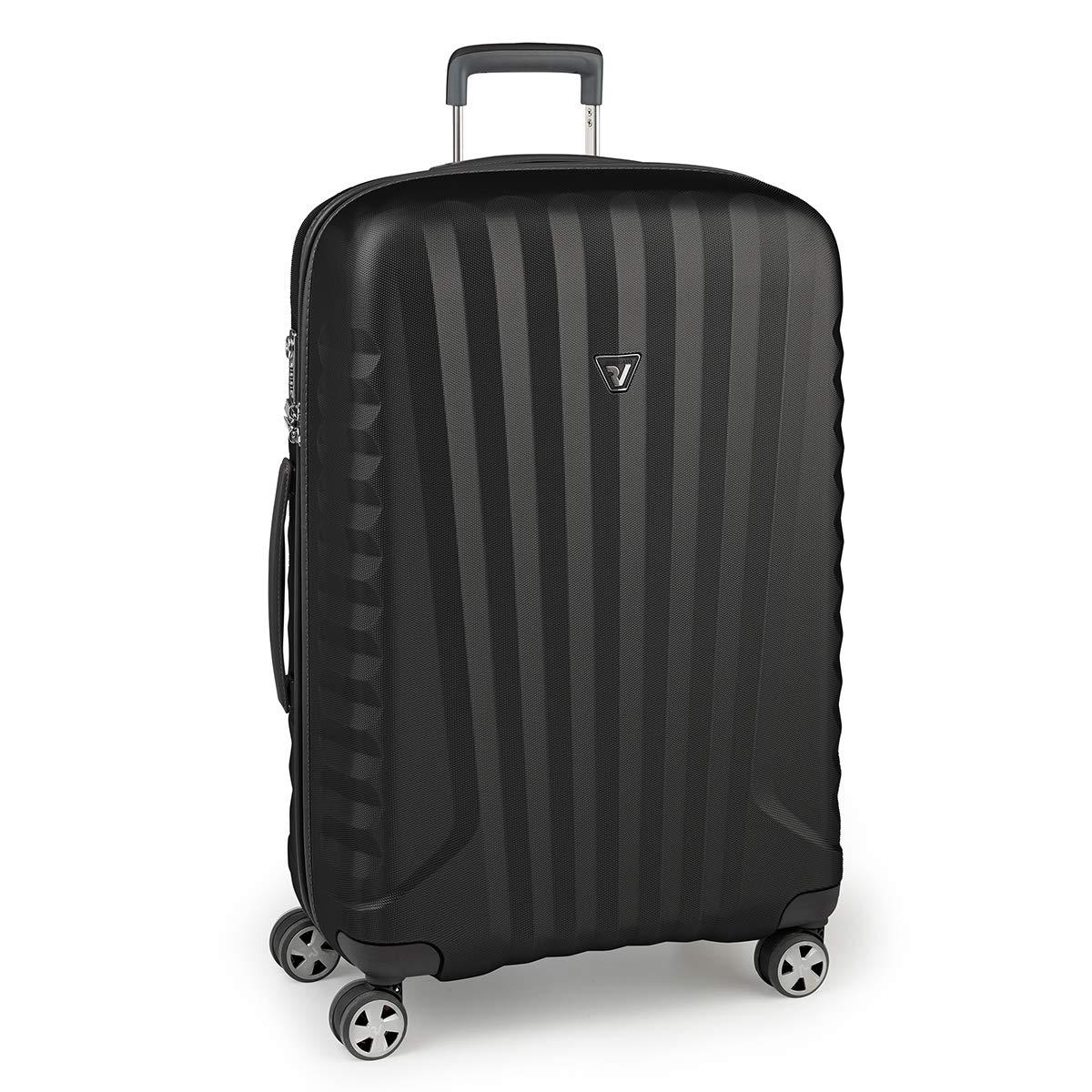 [ロンカート] スーツケース イーライト 100L 74cm 3.9kg 5221 B07RD3KHB2 【01】ブラック