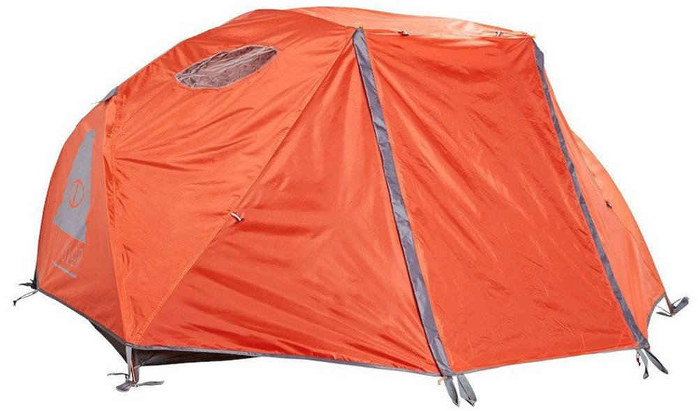 Poler Men's 2 Man Tent - Orange, burnt orange, One Size