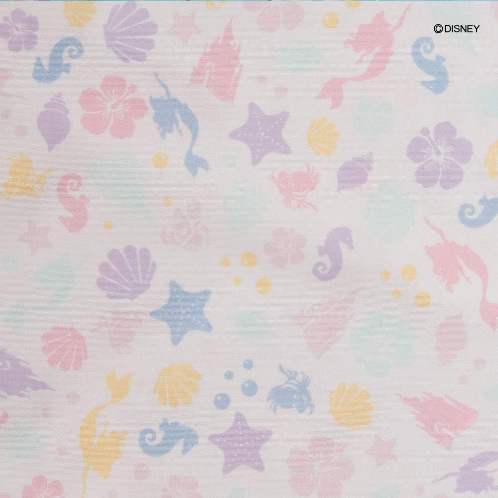 Ariel Flower WD-043 Air Bag Cover Lang Lang Cap Reversible Disney