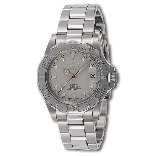 Invicta 9210 - Reloj de Pulsera Unisex Unisex, Acero Inoxidable: Invicta: Amazon.es: Relojes