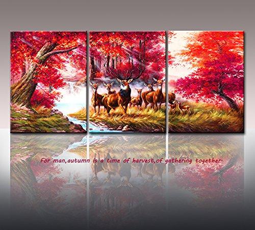 Canvas Wall Art- Multi Pieces Canvas Prints