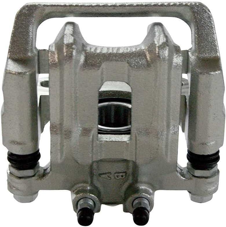 Prime Choice Auto Parts R41374LR-BC303042 Brake Calipers and 2 Rotors REAR
