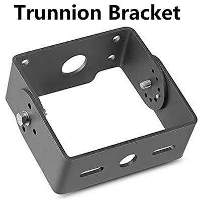 1000LED Trunnion Mount/Yoke Mount Bracket for LED Shoebox Pole Light, Flood Light