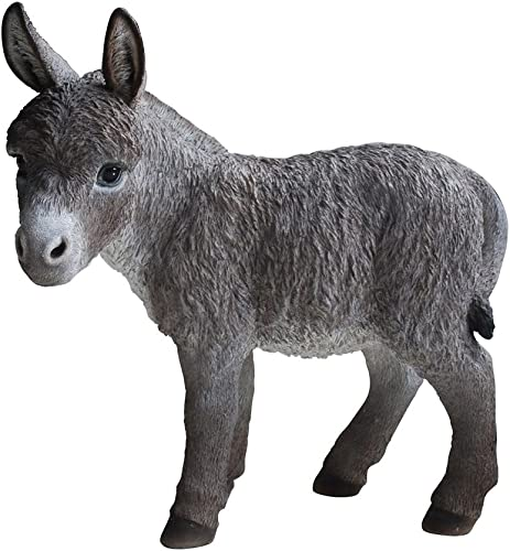 Hi-Line Gift Ltd Donkey Garden Statue