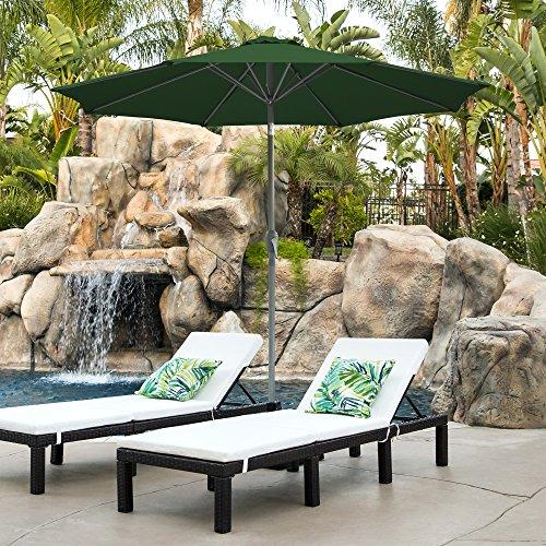 Flipboard Best Choice Products 9ft Outdoor Market Patio Umbrella W