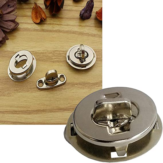 RVs Dinghies Sailboats Marine Grade on Boat Tops Console Boat Cover for Boats Yachts Caravans etc THALASSA Twist Lock Common Sense Fastener Turn Button Copper Material