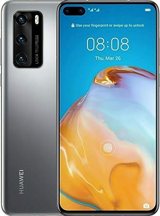Huawei P40 - Smartphone 128GB 8GB RAM Dual Sim Silver Frost: Amazon.es: Electrónica