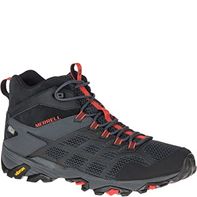 Merrell Men's Moab FST 2 Mid Waterproof Hiking Shoe | Hiking Shoes