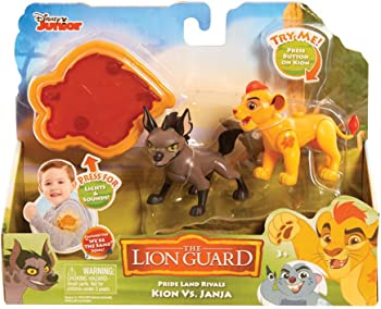 Lion Guard Rival 2 Figures