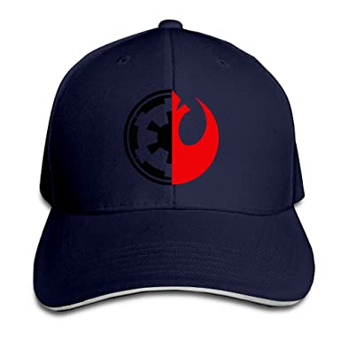 Bang Star Wars Rebel Alliance Logo Sandwich Gorra de béisbol Sombreros: Amazon.es: Libros