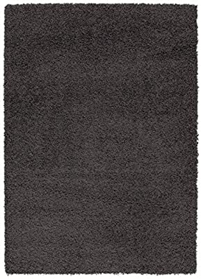 Ottomanson SHG2760-2X5 Shag Collection Area Rug