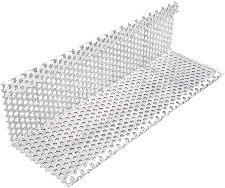 Kiesfangleiste 80 x 100 mm AL 80 St/ärke 1,5 mm