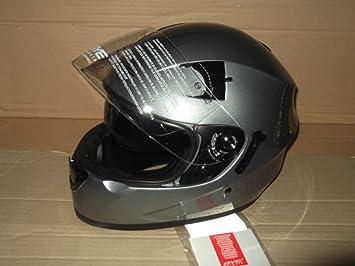 Casco Integral Moto Original Yamaha Bye vaporizador Color Caña de Fusil TG. L