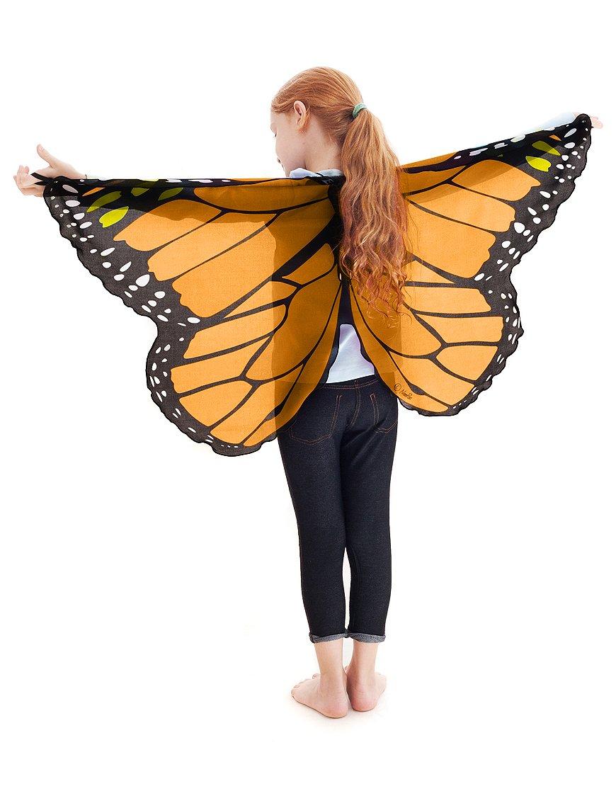 amazon com orange monarch wings toys u0026 games