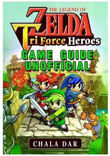 Legend of Zelda Tri Force Heroes Download, Gameplay, Rom ...