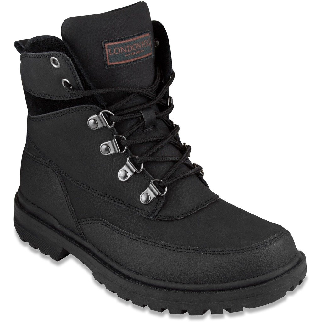 London Fog Mens Camden Cold Weather Boot