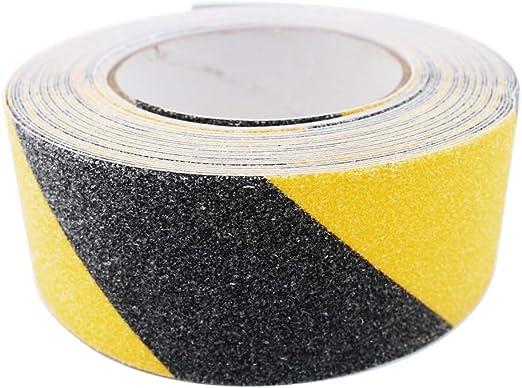 3 Rollen Anti-Rutsch-Klebeband Antirutschbelag für Treppenstufen 50mm Grip Tape