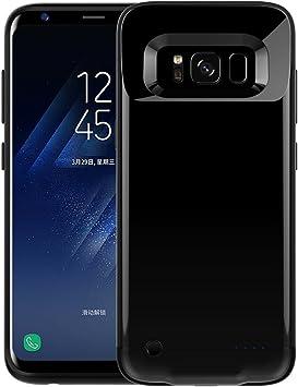 190/5000 Galaxy S8 Battery Case: Amazon.es: Electrónica