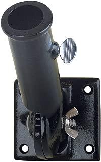 product image for Eder Flag Bracket Adjustable Black Aluminum