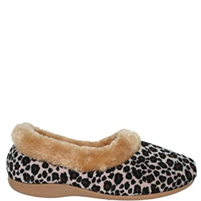 353d24783ecc Dunlop 'PENNY' Collar Slipper for women: Amazon.co.uk: Shoes & Bags